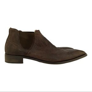 Kenneth Cole New York Men's Boot Brown size 10
